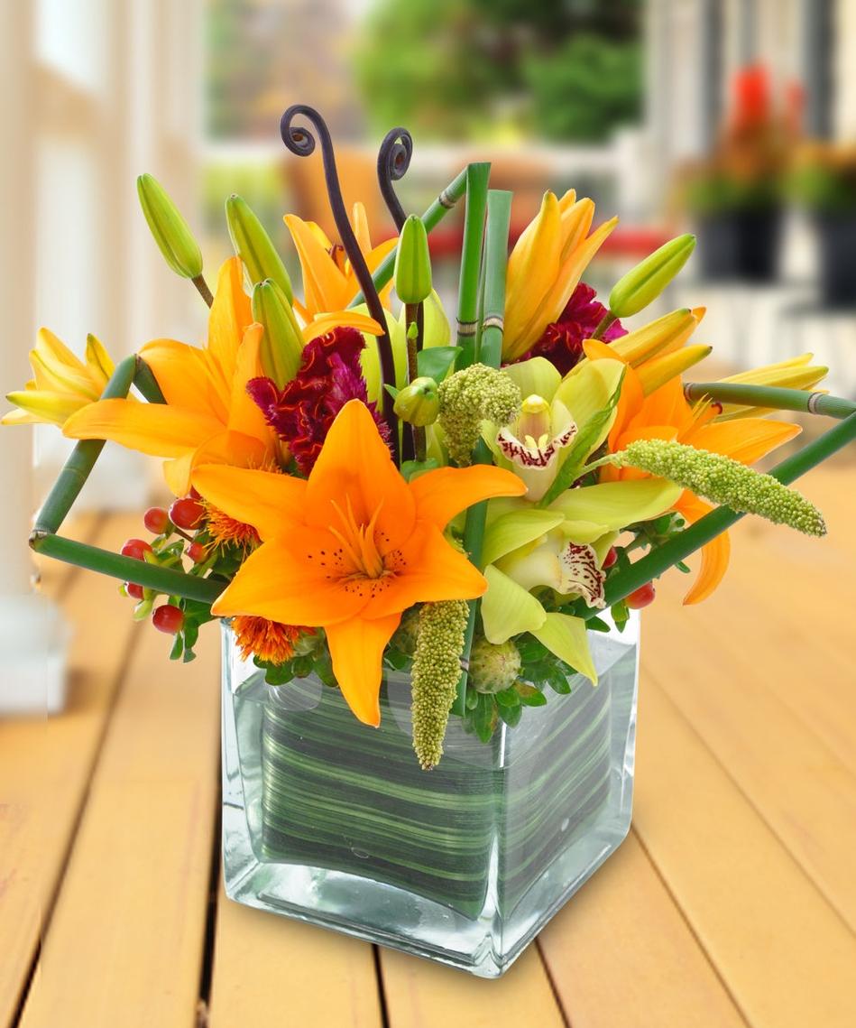 Tropical flowers allen s flower market long beach