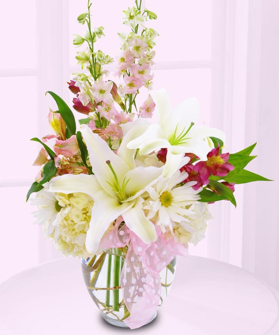 Contemporary Metropolitan And Traditional Flower Designs Allens