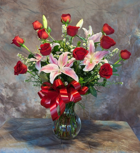 Red Roses, A Rose Parade