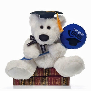 Grad Teddy Bear 1