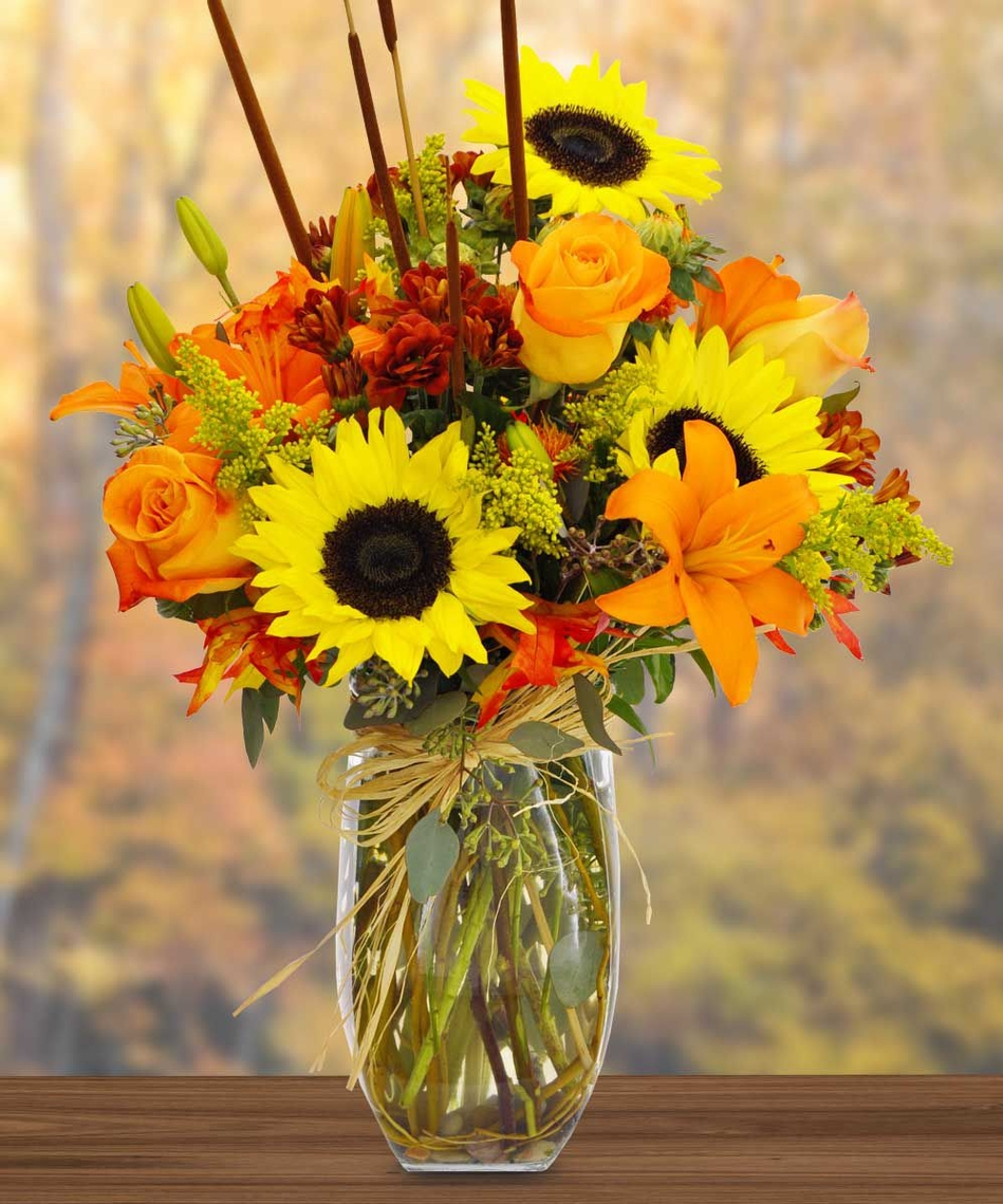 It S Time To Give Thanks With Gorgeous Fall Holiday Floral