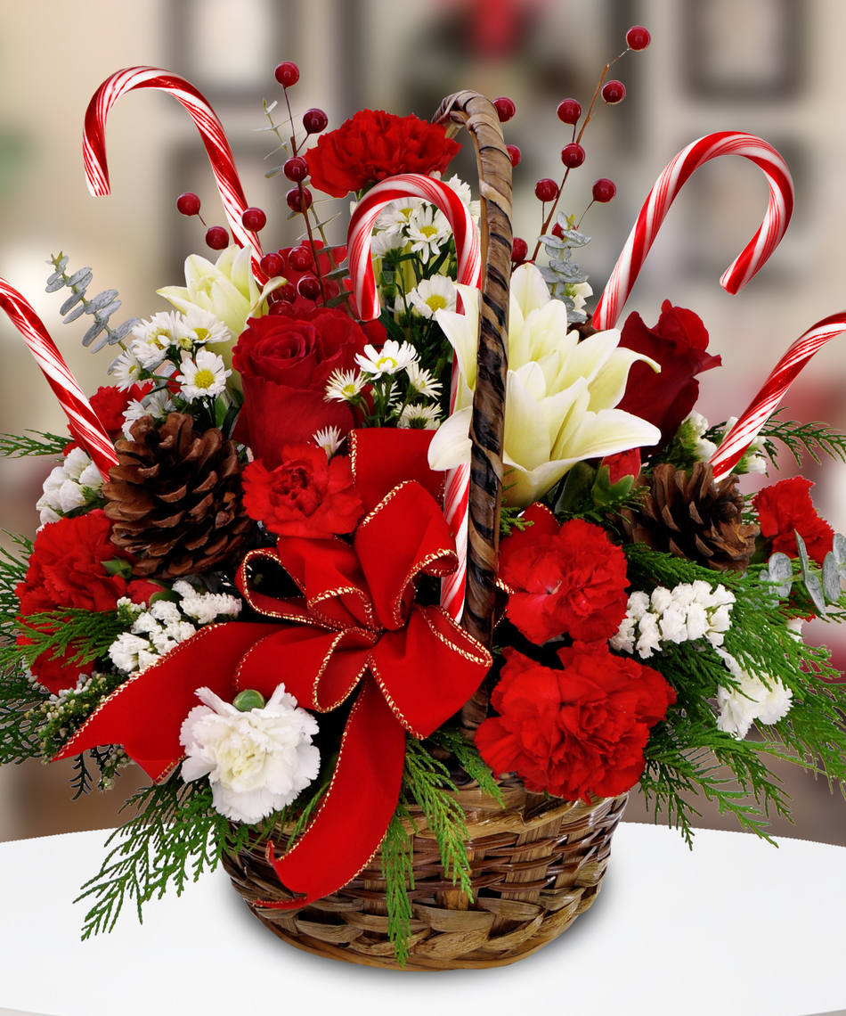 Christmas Flower Shopping at Our Two Locations!   Allen\'s Flower ...